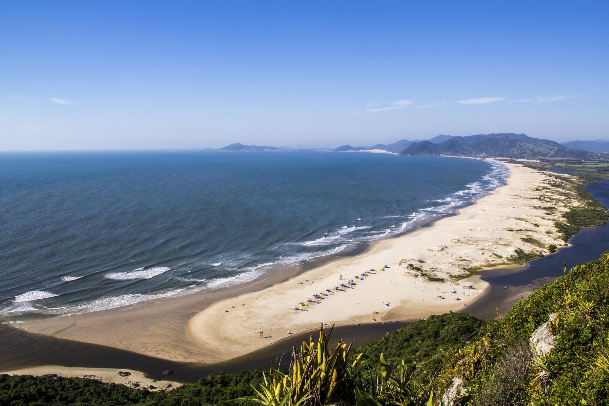 Playas del sur de Brasil, Florianópolis