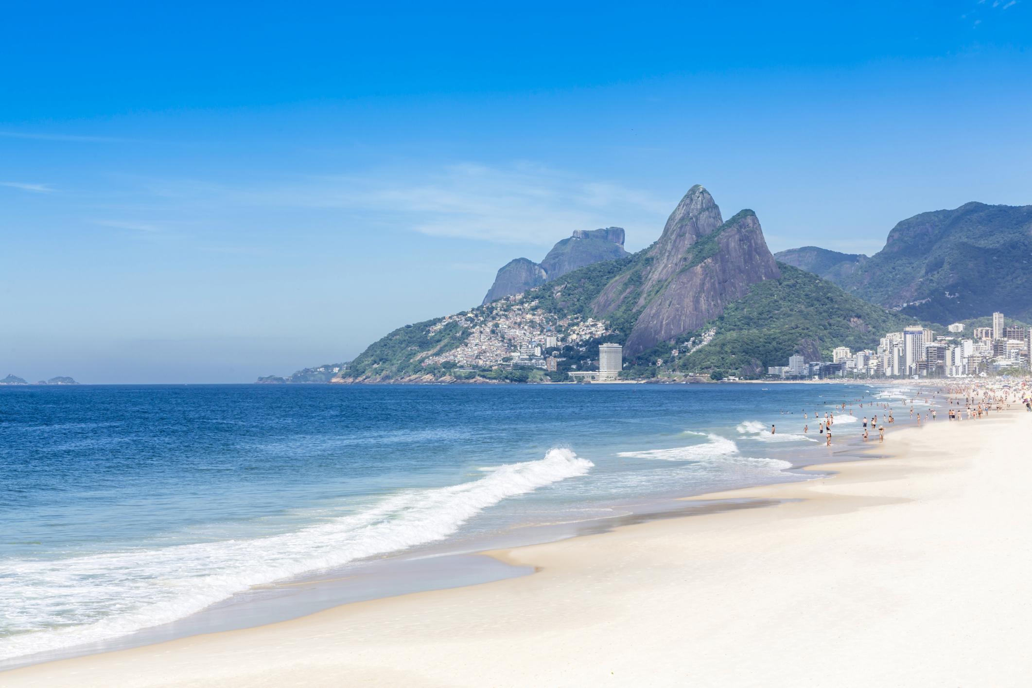 Playas del sur de Brasil, Río de Janeiro