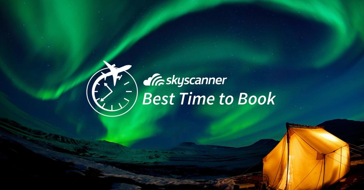 7521f9c3e2a Find bedste tidspunkt at booke flybilletter - og spar penge | Skyscanner  Danmark