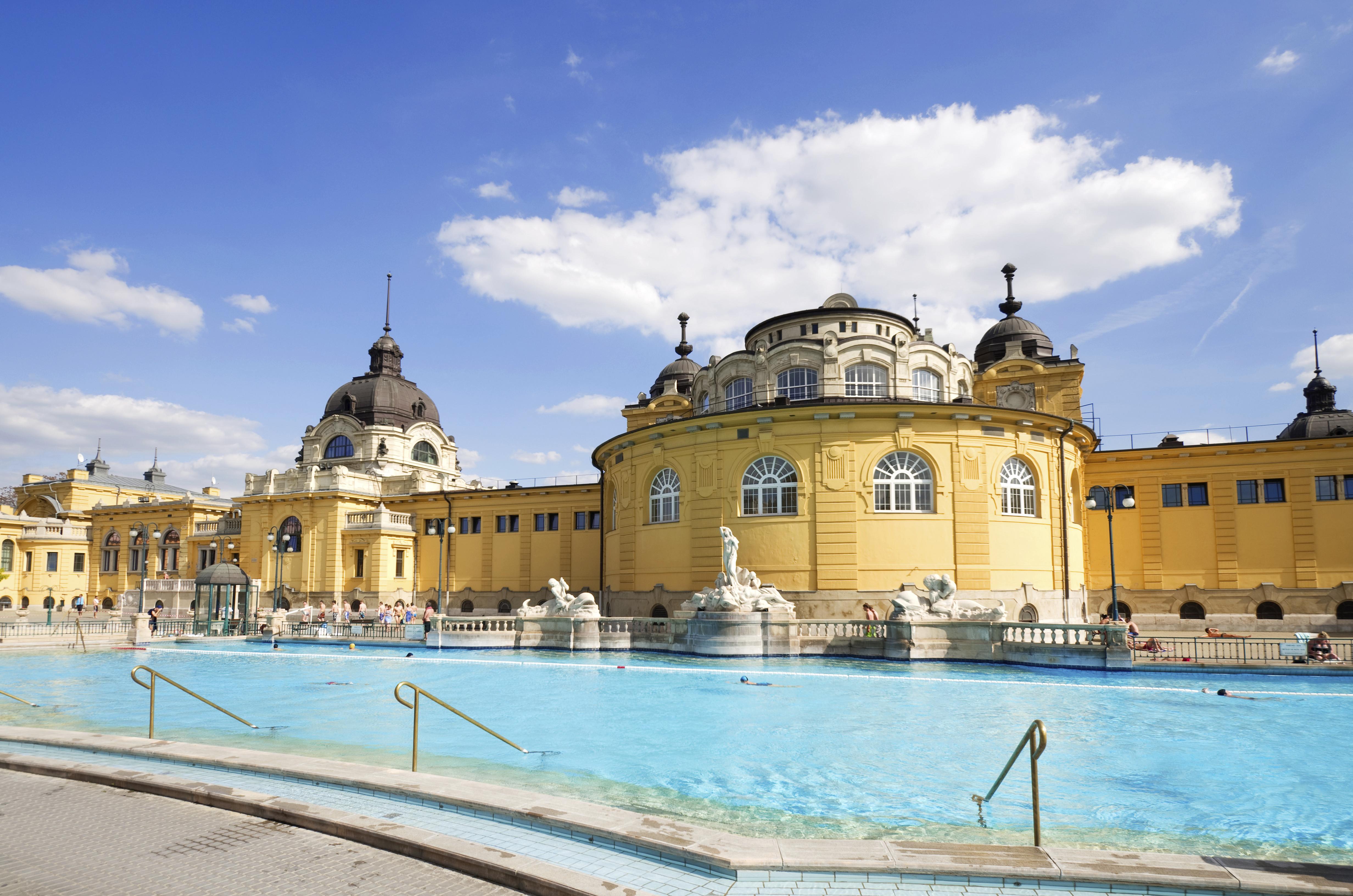 séjourner au Clarence Hotel, l'hôtel de Bono et The Edge. Budapest