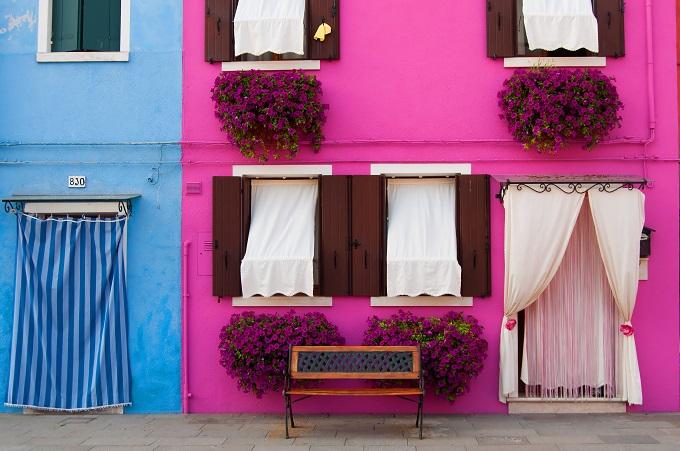 Los mejores paisajes para fondo de pantalla: los colores de Burano