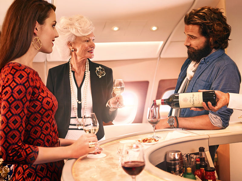 How to fly business class for cheaper than you'd think