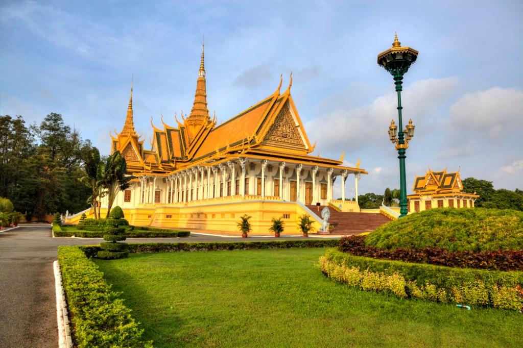 Дешевые билеты в Камбоджу