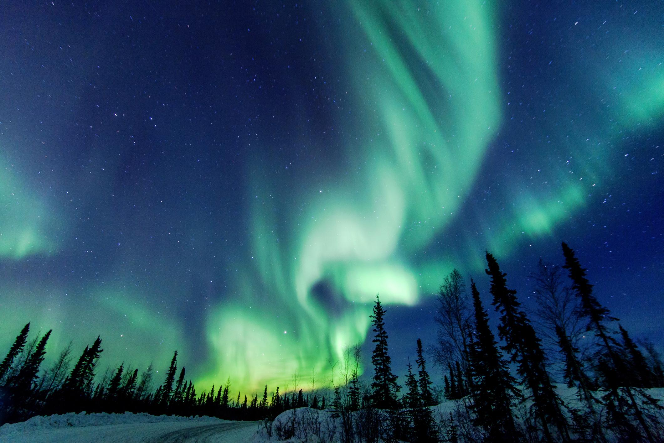 Northern Lights: Bucket List Adventures in Canada