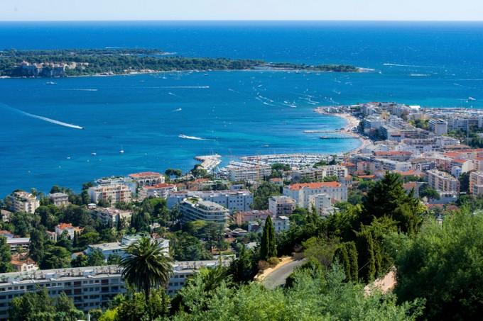 Die schönsten Städte in Frankreich: Cannes