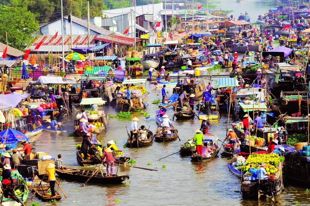 Matka Vietnamiin: Can Tho