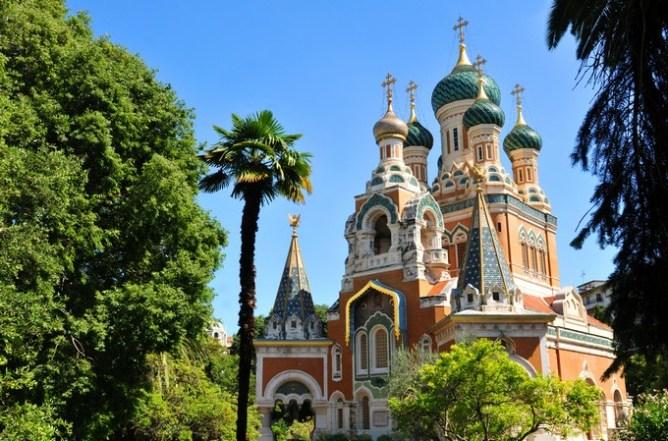 Cattedrale Ortodossa Nizza