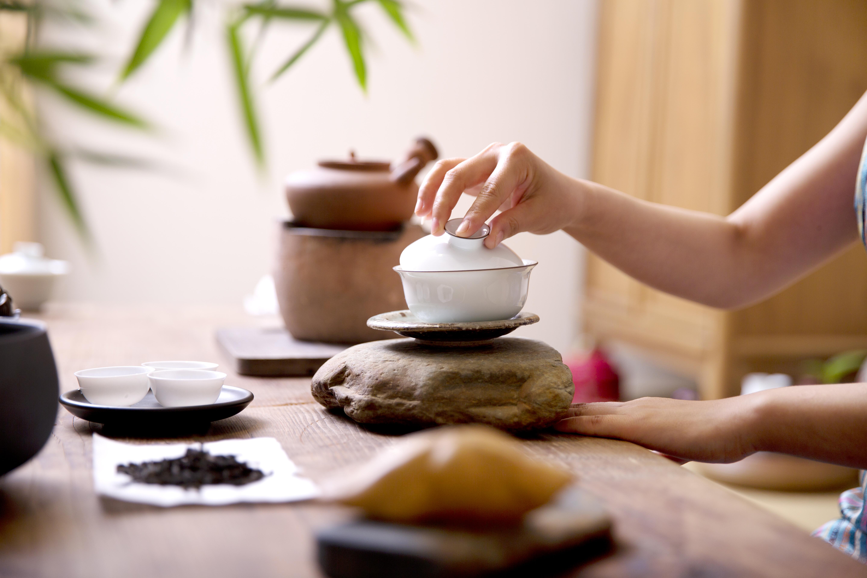Посуды для чая — хороший сувенир из Шанхая