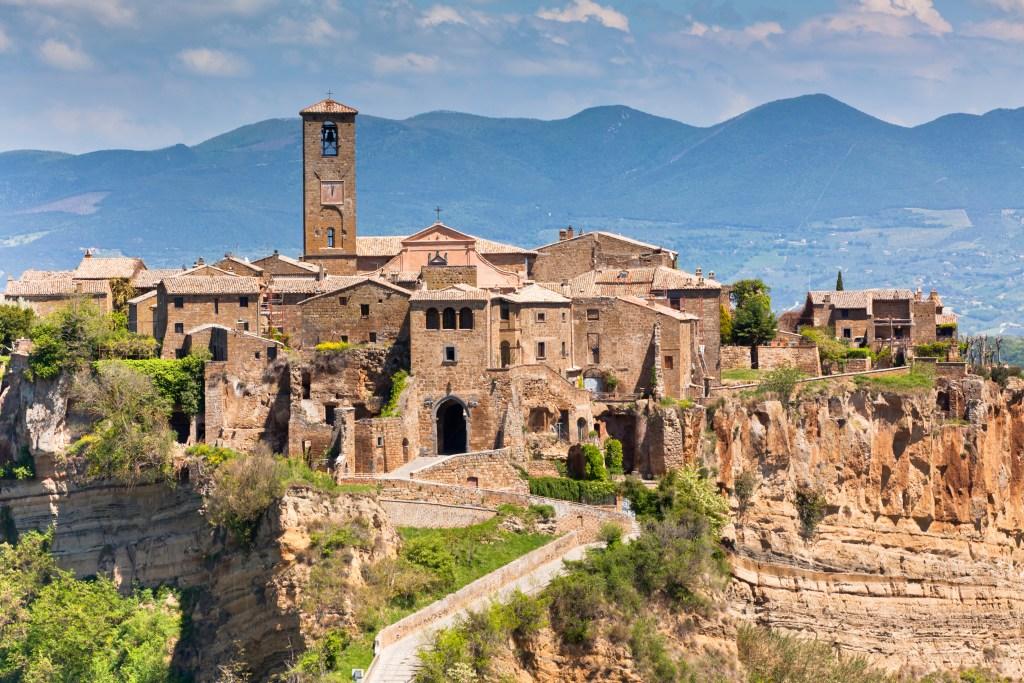Viaggi in Italia: Civita di Bagnoregio