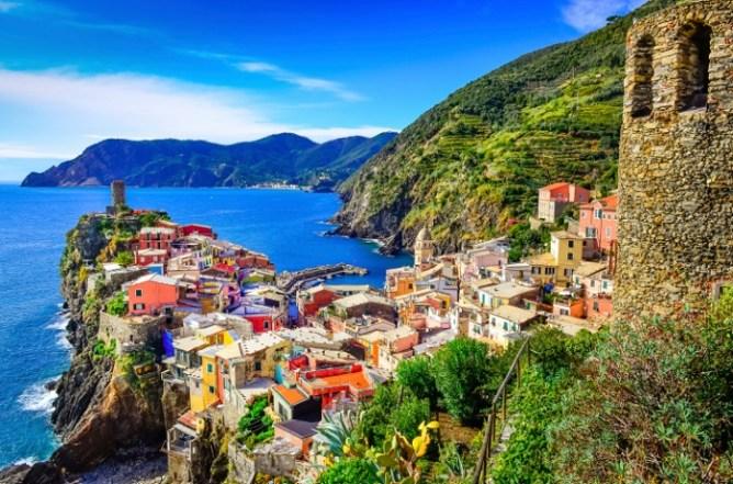 Viaggi in Italia: Cinque Terre Liguria