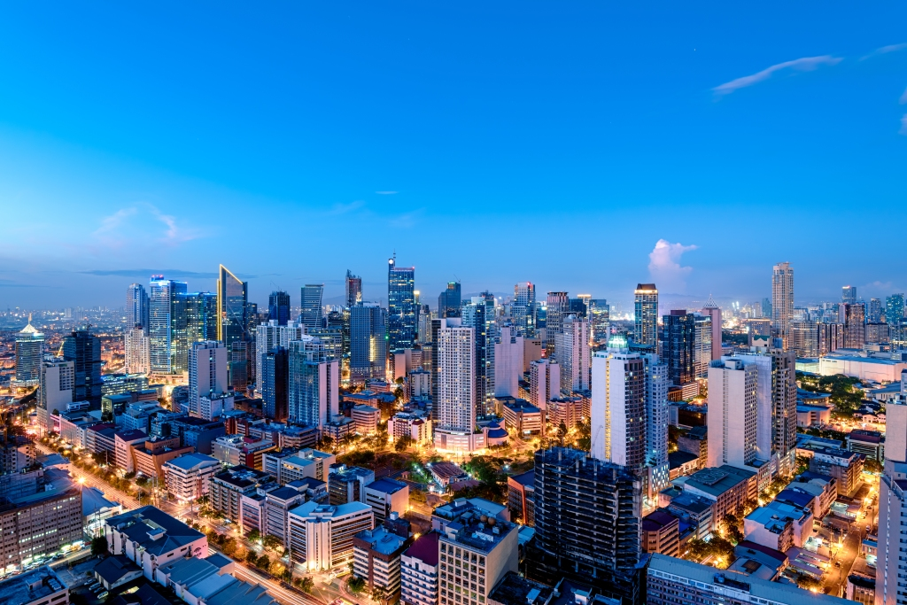 Lentodiilit eksoottisiin matkakohteisiin: Manila