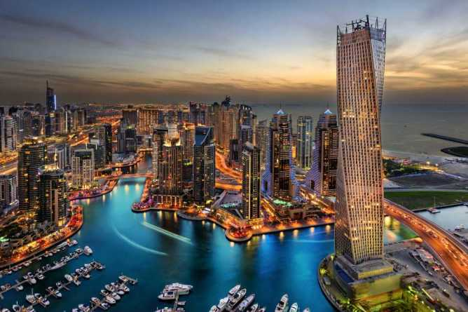 Visto per Dubai