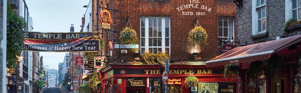 Dublin nightlife: Top 11 bars in the Irish capital ...