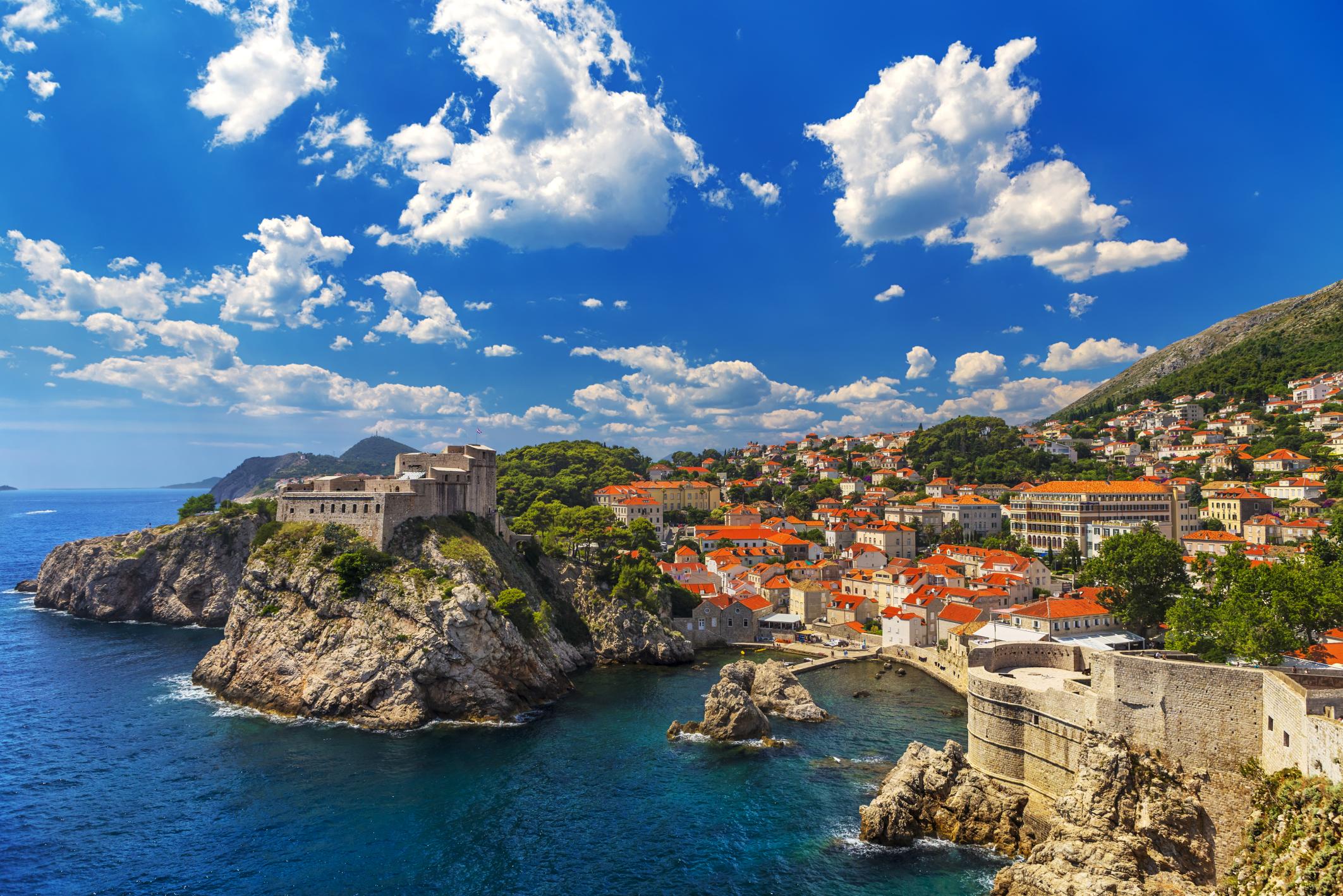 hvad hedder hovedstaden i kroatien