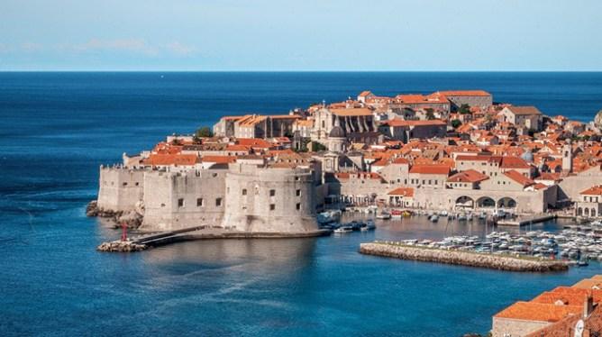 Game of Thrones kuvauspaikat: Dubrovnik