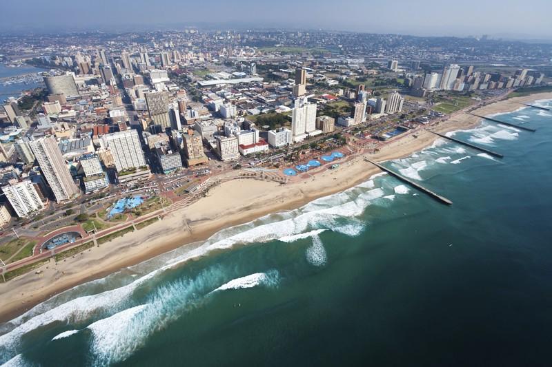 Beste Reisezeit für Nordafrika: Durban und die Ostküste