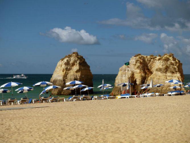 Praia de Faro : la plus belle plage de Faro
