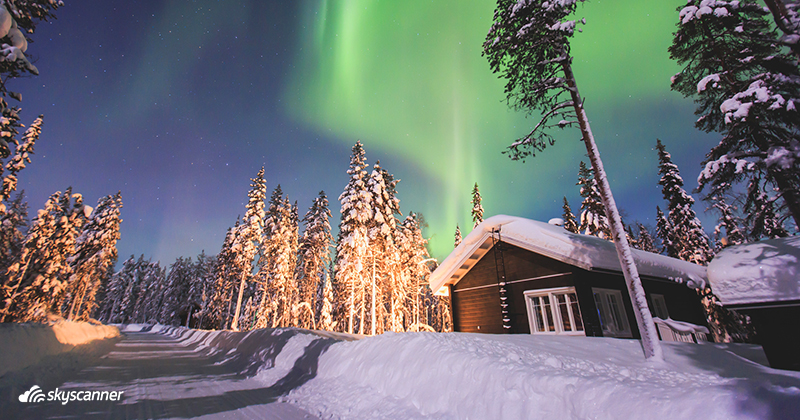 Best places to see the Northern Lights in 2019 | Skyscanner