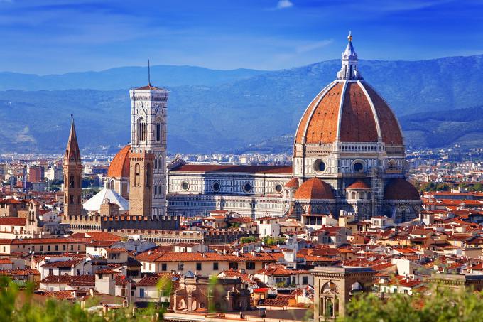 La Toscane, Florence.