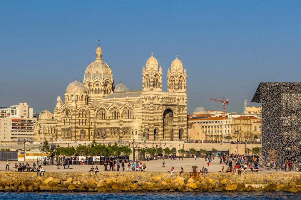 Die schönsten Städte in Frankreich: Marseille