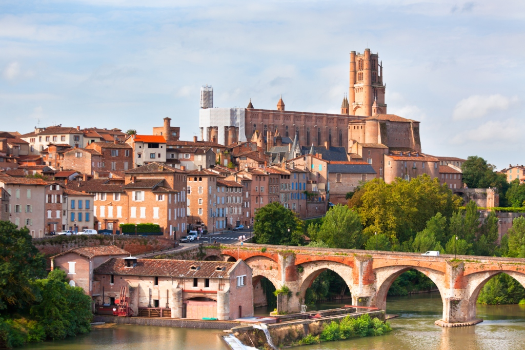 Die schönsten Städte in Frankreich: Toulouse