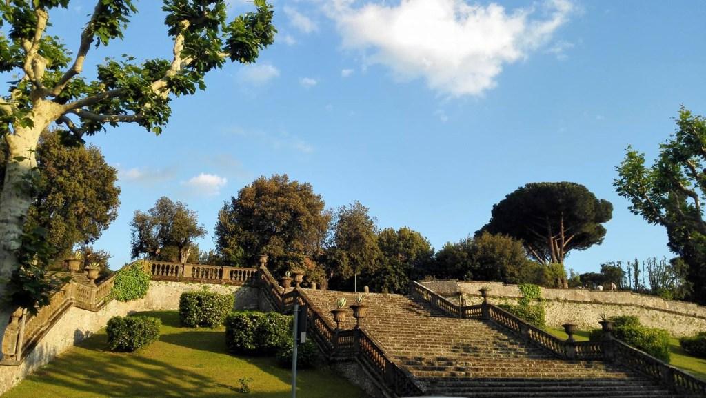 Viaggi in Italia: Frascati Castelli Romani