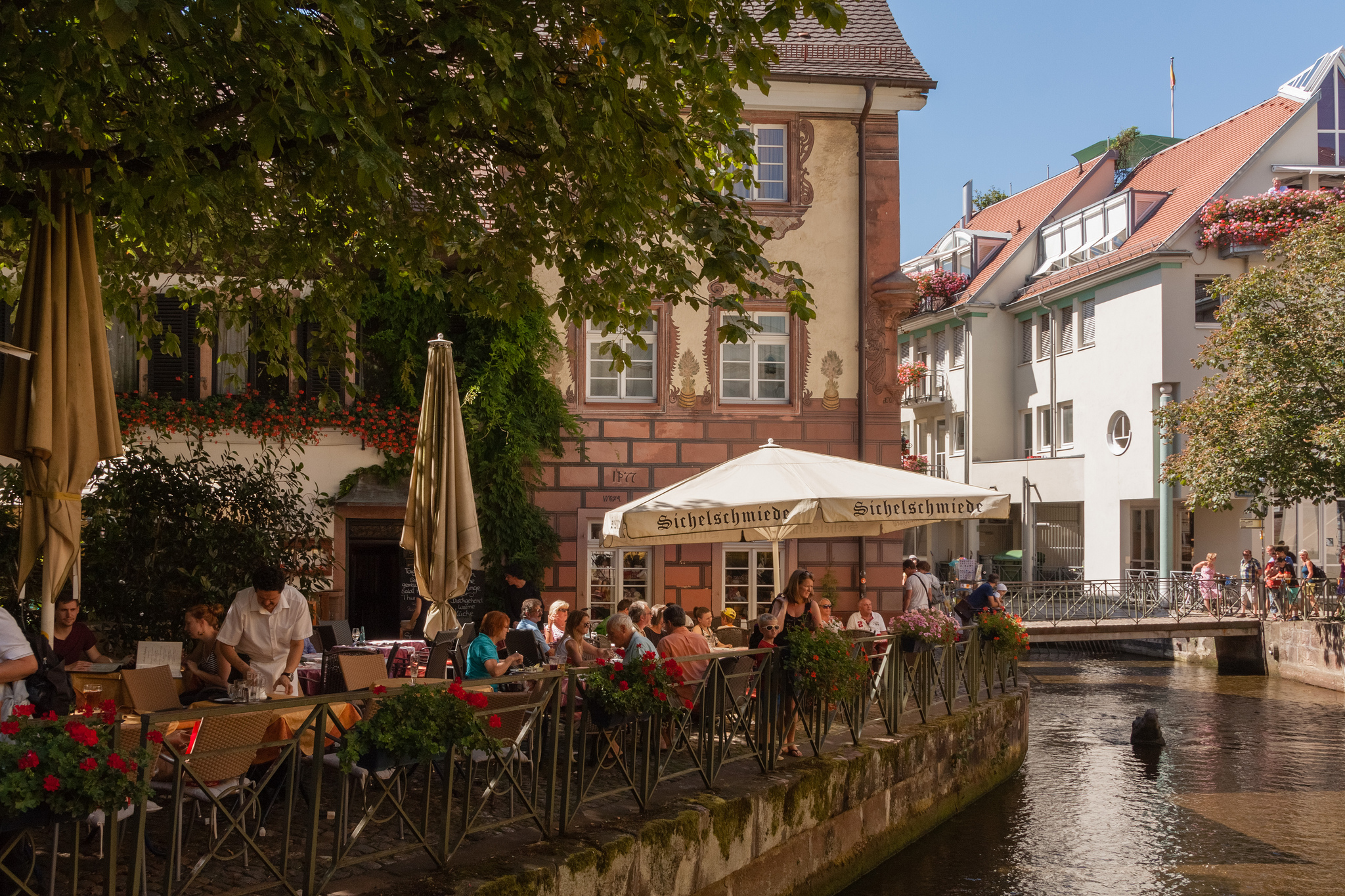 Que ver en Suiza, Friburgo