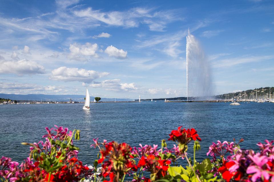 Que ver en Suiza, Ginebra