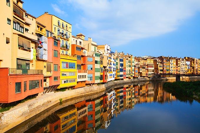Ciudades de Europa que visitar: Gerona, Cataluña
