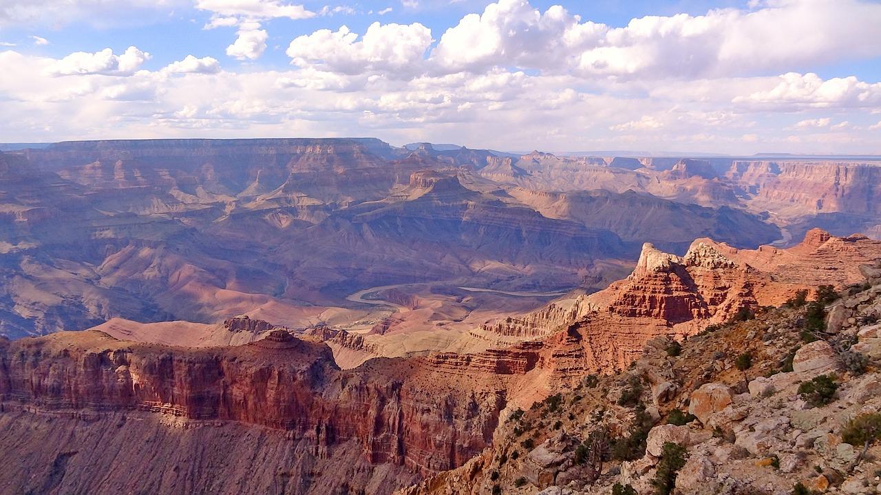 Mejores paisajes para fondo de pantalla: Gran Cañón del Colorado