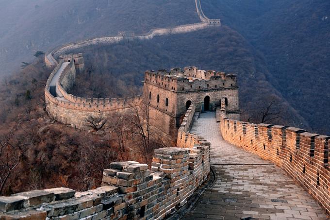 mejores paisajes para fondo de pantalla: la muralla china