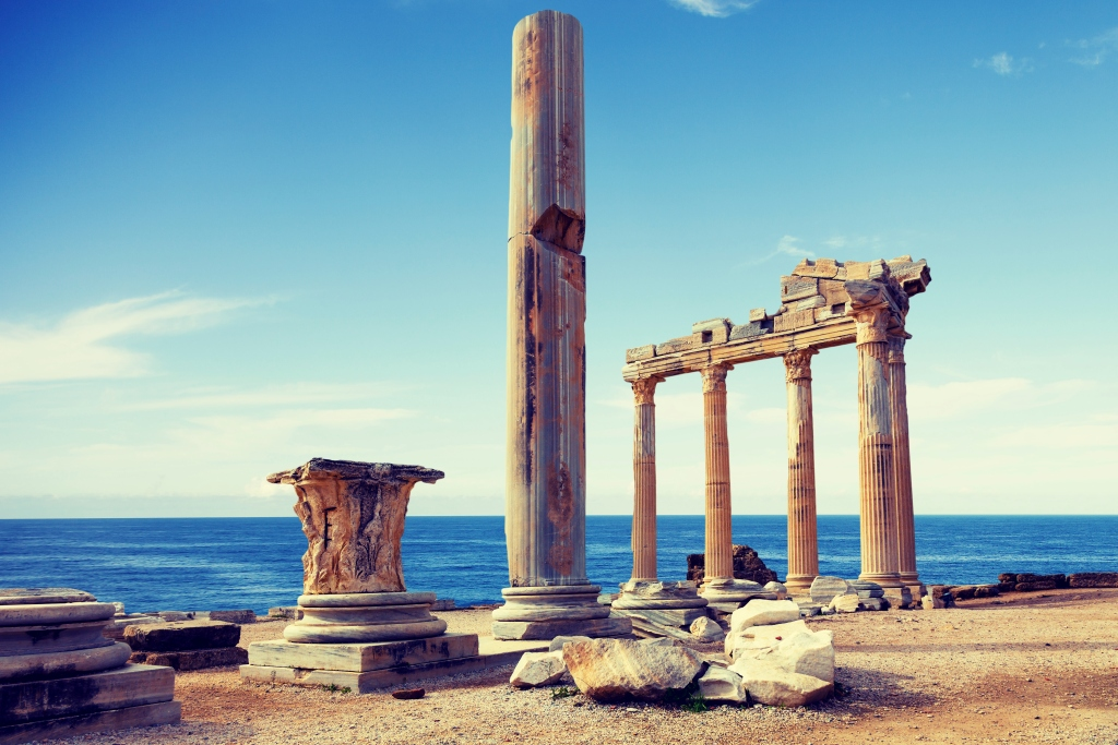Welche griechischen Inseln kann man direkt anfliegen? Rhodos