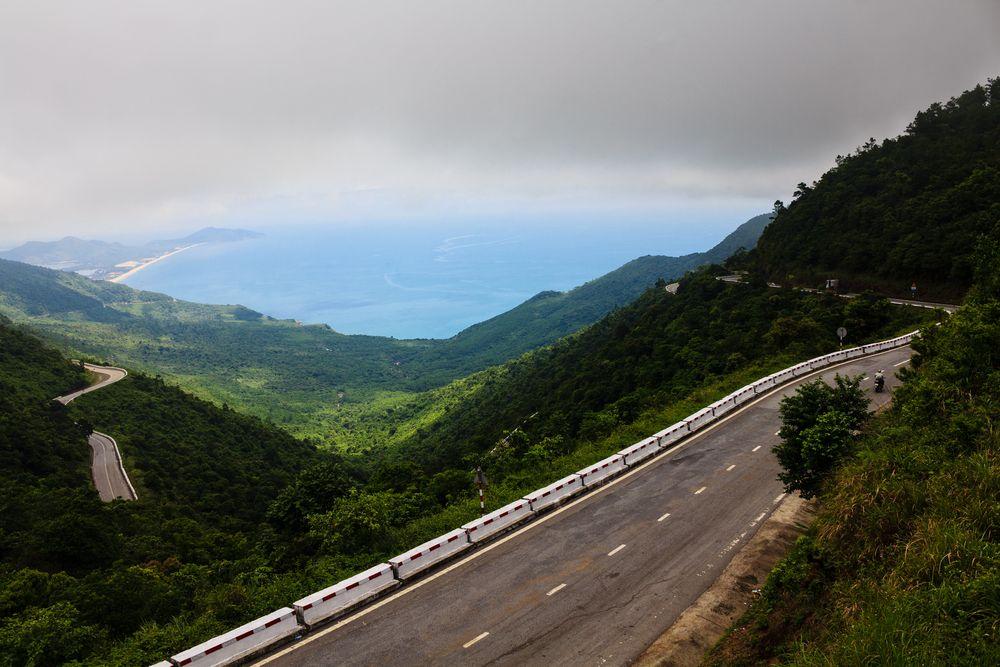 Beste Reisezeit in Zentralvietnam: Wolkenpass (Hai Van Pass), Vietnam