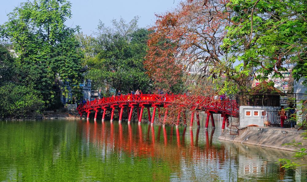 Hanoi, visto per il Vietnam