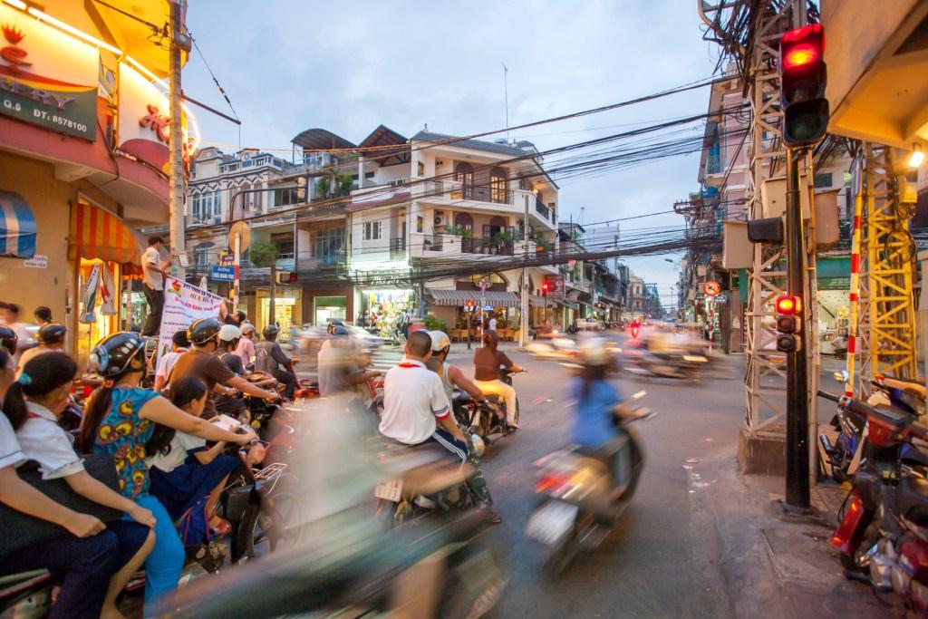 Lentodiilit eksoottisiin matkakohteisiin: Ho Chi Minh City