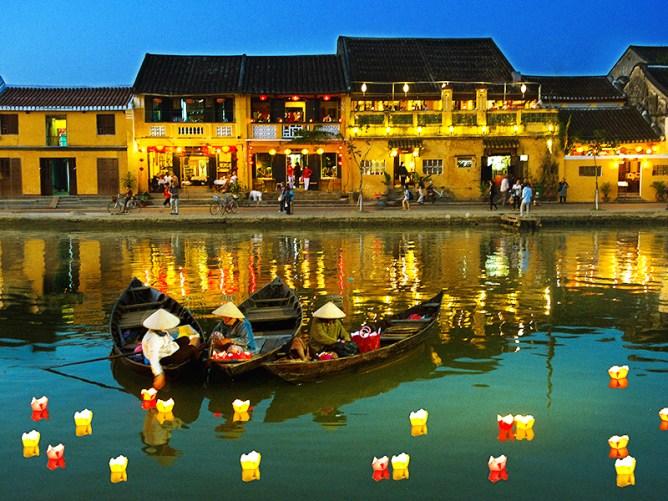 Matka Vietnamiin: Hoi An
