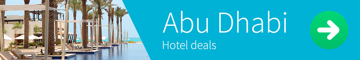 cheap hotel deals in Abu Dhabi for UAE National Day