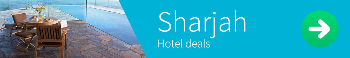 cheap hotel deals in Sharjah for UAE National Day