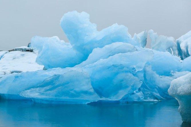 Παγόβουνο στην Ισλανδία