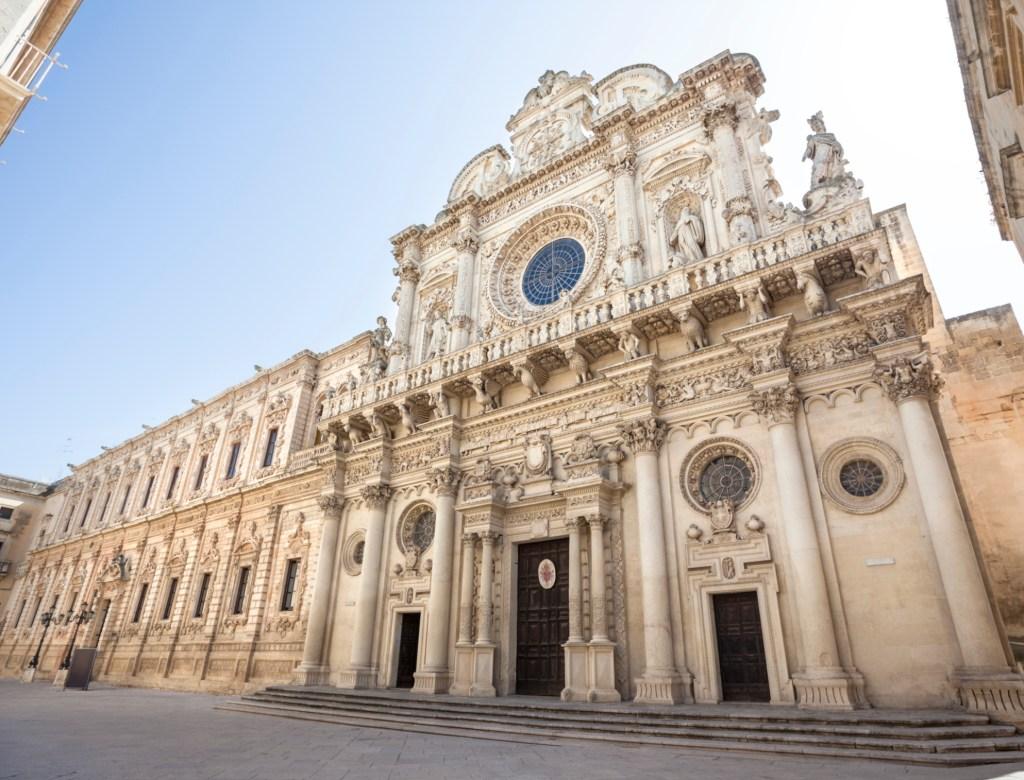 Die schönsten Städte in Italien: Lecce