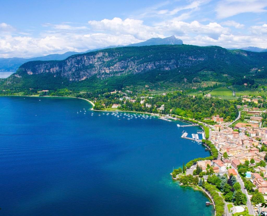 Die schönsten Seen in Italien: Gardasee