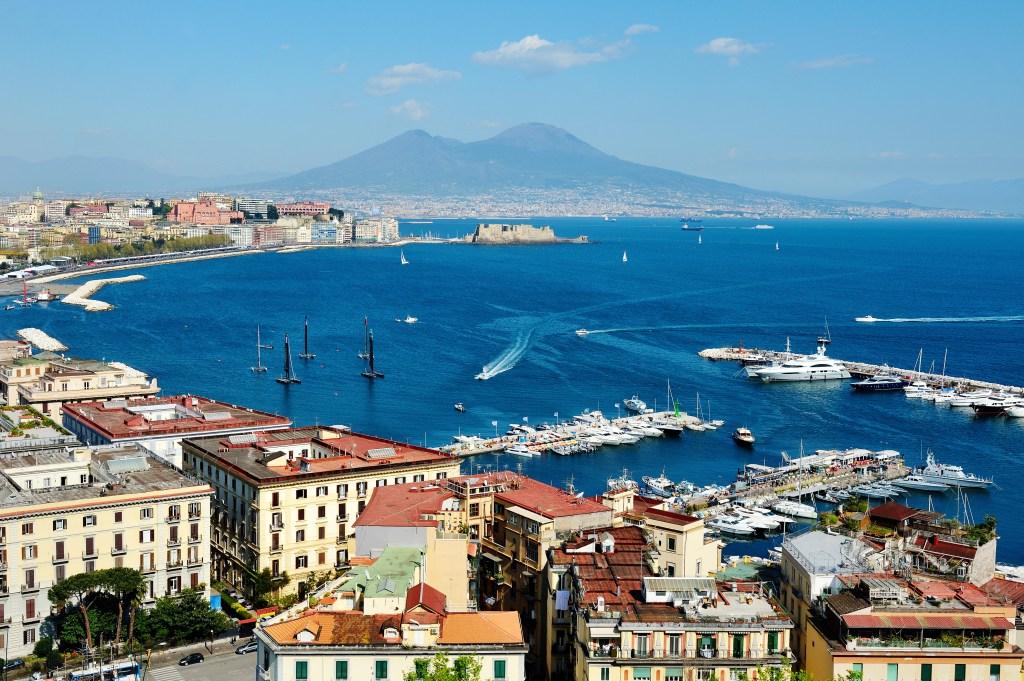 Viaggi in Italia: Napoli
