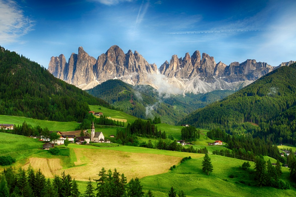 Viaggi in Italia: Trentino Alto Adige