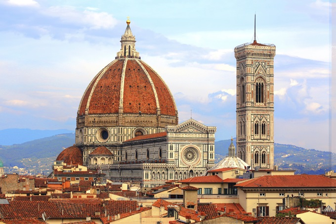 Die schönsten Städte in Italien: Florenz