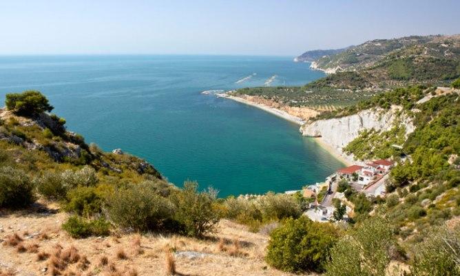 Gargano, Costa Adriatica