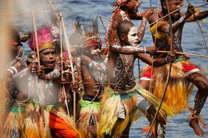 Дешевые авиабилеты в Папуа-Новую Гвинею