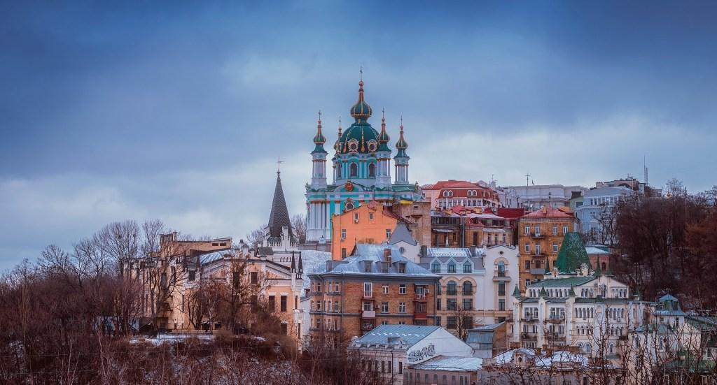 Architektura Kijowa