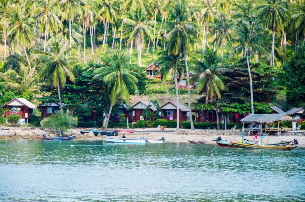 Die schönsten Orte in Thailand: Insel Koh Pha-ngan