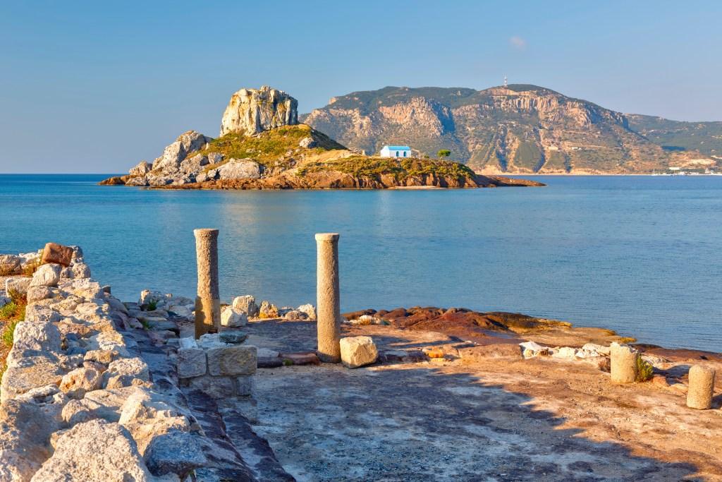 Welche griechischen Inseln kann man direkt anfliegen? Kos