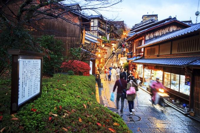 Lugares que ver en Kioto: Higashiyama